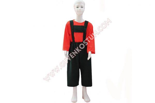 Erkek Alman Kostümü