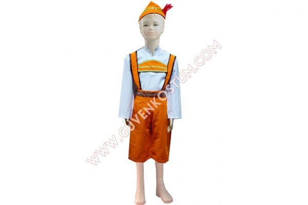 Almanya Erkek Kostümü