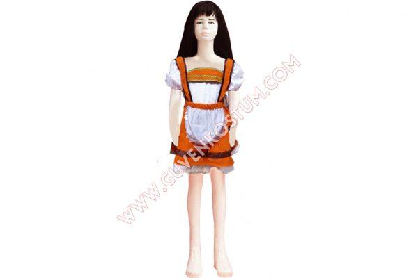 Almanya Kız Kostümü