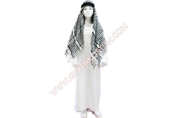 Arabistan Erkek Kostümü