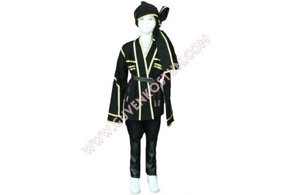 Artvin Erkek Kostümü