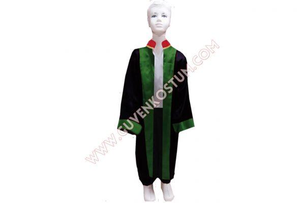 Avukat Kostümü