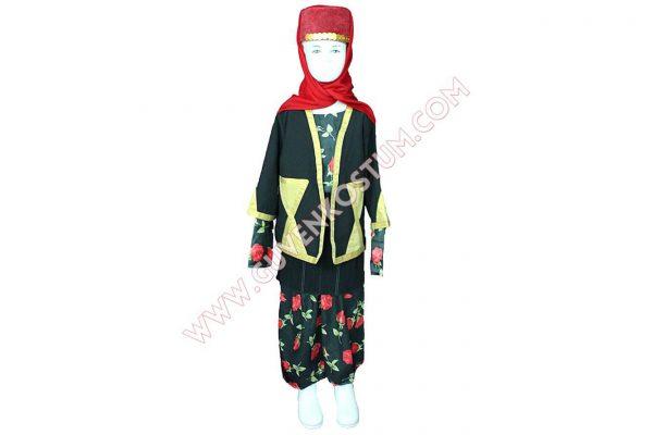 Diyarbakır Kız Kostümü