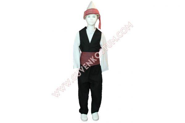 Elazığ Erkek Kostümü