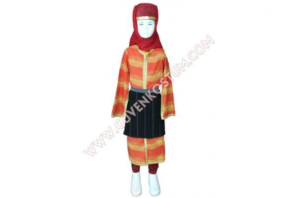 Elazığ Kız Kostümü