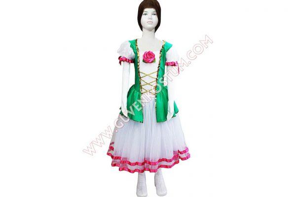 Güllü Bale Kostümü
