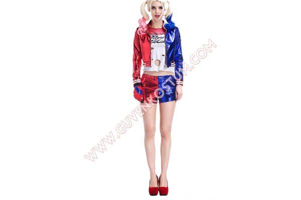 Harley Quinn Kostümü
