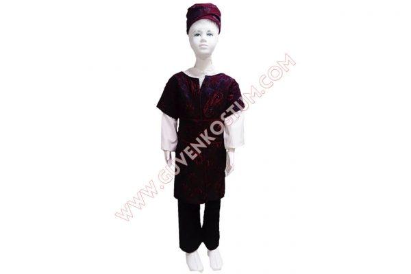 Hindistan Erkek Kostümü