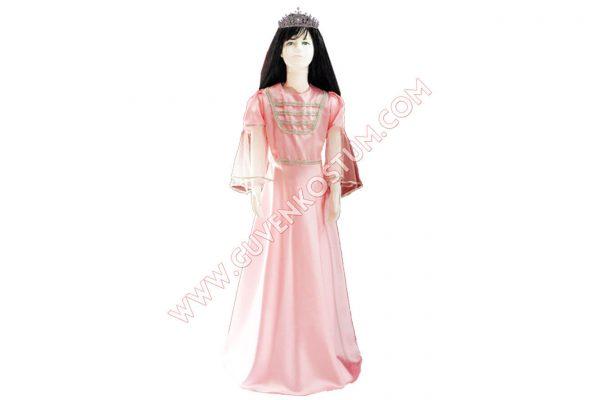 ingiltere Kız Kostümü