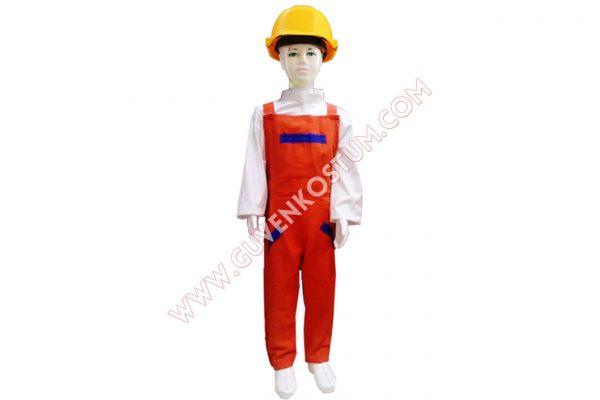İşçi Kostümü