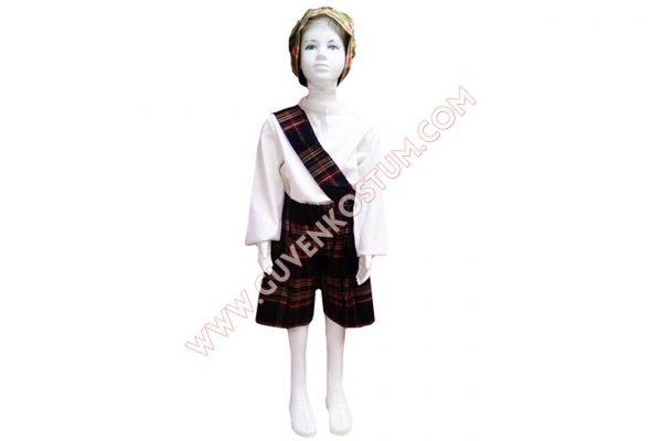 İskoç Erkek Kostümü