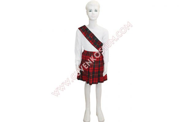 İskoç Kostümü