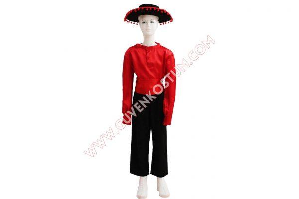 İspanyol Kostümü