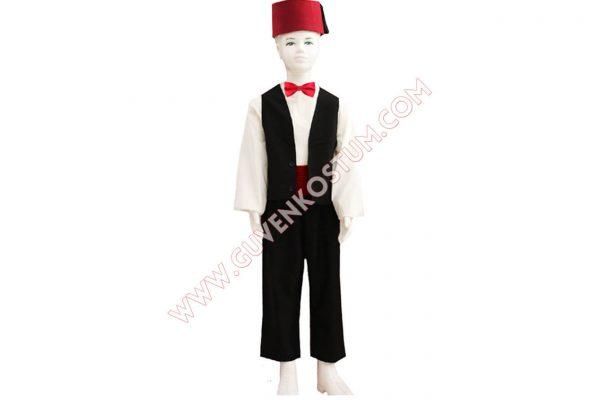 Katibim Erkek Kostümü