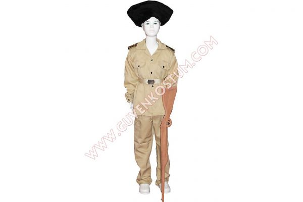 Komutan Kostümü