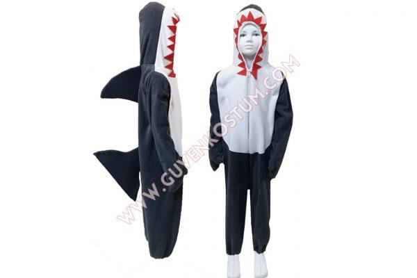 Köpek Balığı Kostümü