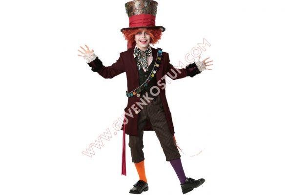 Mad Hatter Kostümü