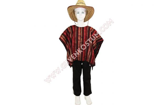 Meksika Kostümü