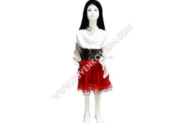 Modern Dans Kız Kostümü 2