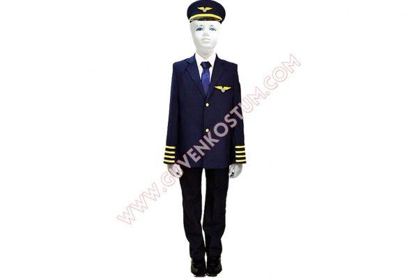 Pilot Kostümü