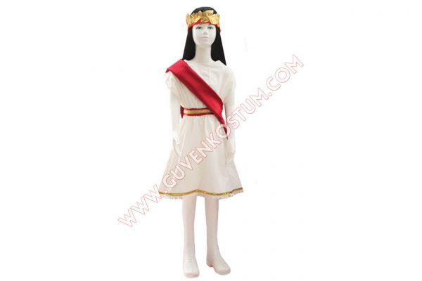 Roma Kız Kostümü