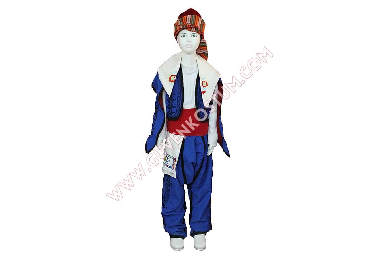 Halk Oyunları Kostümleri