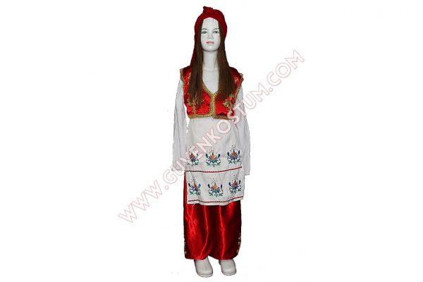 Trakya Kız Kostümü